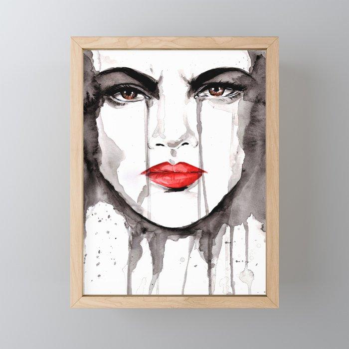 faithful Framed Mini Art Print