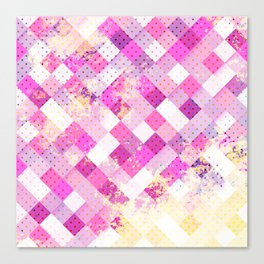 Sweet in Pink Canvas Print