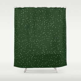 Holiday Dash 2 Shower Curtain