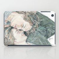 the fault iPad Cases featuring THE FAULT IN OUR STARS by Melissa Bather
