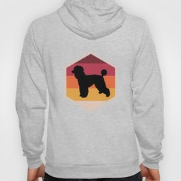 Great Poodle Gift Idea For Boys Hoody