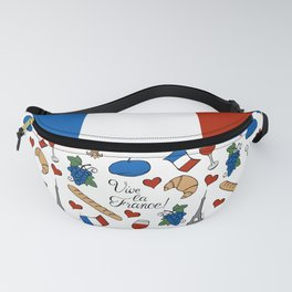 Vive la France! Fanny Pack