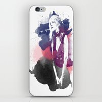 stevie nicks iPhone & iPod Skins featuring Stevie Nicks by 2b2dornot2b