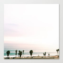 The OC Scene  Canvas Print
