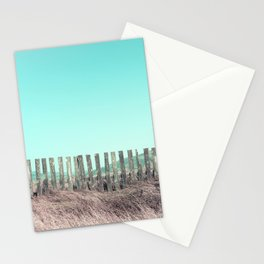 Candy fences Stationery Cards