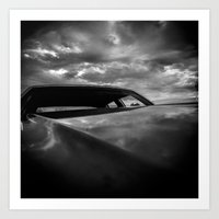 car Art Prints featuring Car by Jean-François Dupuis