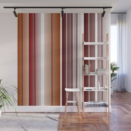 Coffee Color Wall Mural