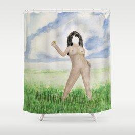 Faceless Nude 7 Shower Curtain