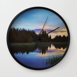As Above, So Below Wall Clock