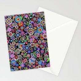 Spots (Version 7) by Bruce Gray Stationery Cards
