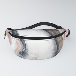 Pink Geode One Fanny Pack