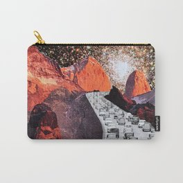 Far Away Carry-All Pouch