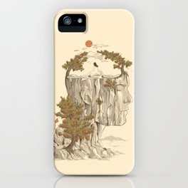 A Beautiful Mind iPhone Case