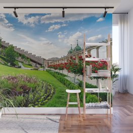 Royal Palace Garden Wall Mural