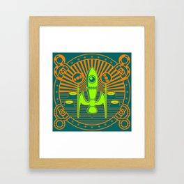 Kosmos 61 Framed Art Print