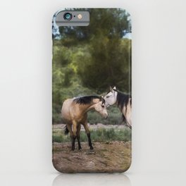 The Duns iPhone Case