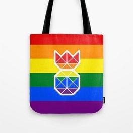 Pineapple & Pride Tote Bag