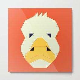 Howard the Duck Metal Print