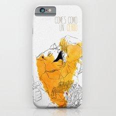 Comes como un cerdo (you eat like a pig) iPhone 6s Slim Case