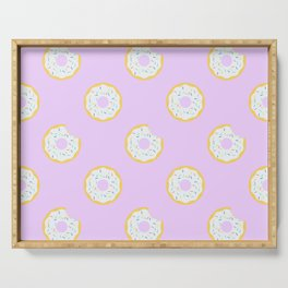 Donuts 4 Serving Tray