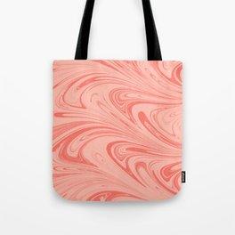 Liquid Coral Tote Bag