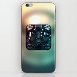 TIE Fighter Pilot iPhone Skin