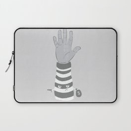 Armed Robbery Laptop Sleeve