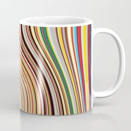 Old Skool Stripes - Flow Coffee Mug
