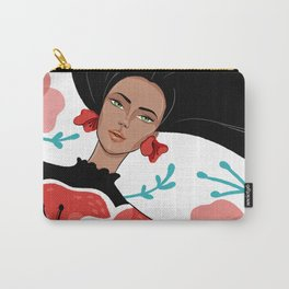Poppy Fashion Illo Carry-All Pouch