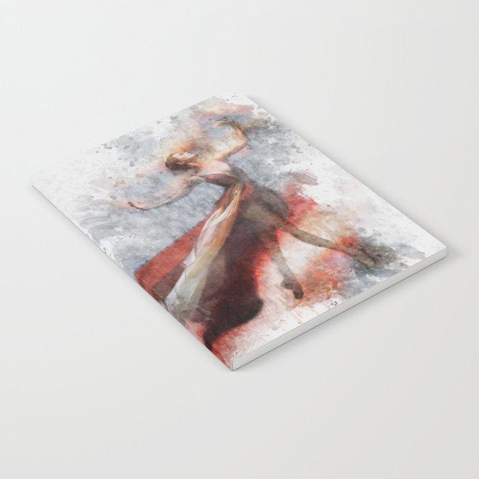 Ballerina Notebook