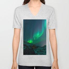 Aurora Unisex V-Neck