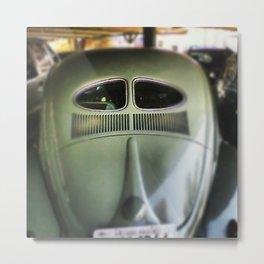 Old beetle Metal Print