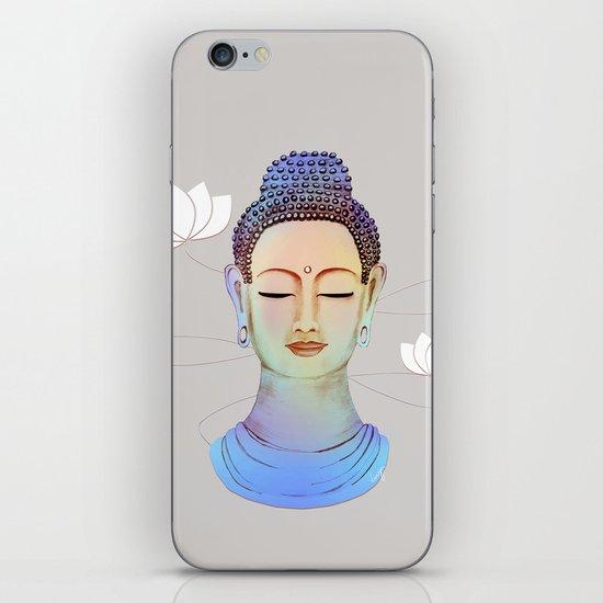Buddha iPhone & iPod Skin