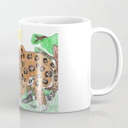 Indian Leopard Coffee Mug