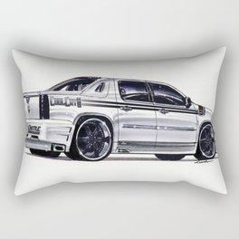 Project X Rectangular Pillow