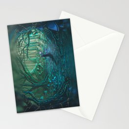 Old One Returning Stationery Cards