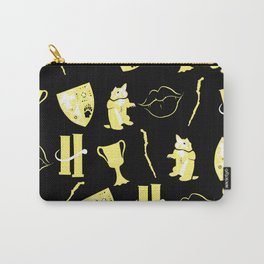 Loyal Hufflepuff Carry-All Pouch