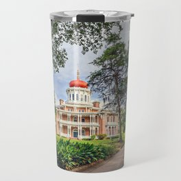 Octagon House - Longwood in Natchez Travel Mug