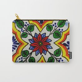 talaveramexican tile Carry-All Pouch
