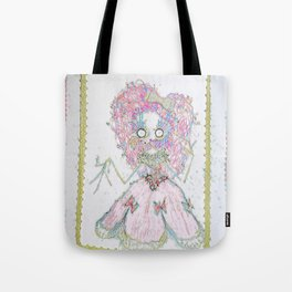 Velvetesque Dolls • Victorian Collection #3B Tote Bag