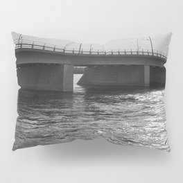 Water Under the Bridge - The Peace Collection Pillow Sham