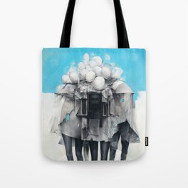 Facades Tote Bag
