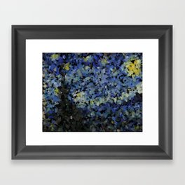 Panelscape Iconic - Starry Night Framed Art Print