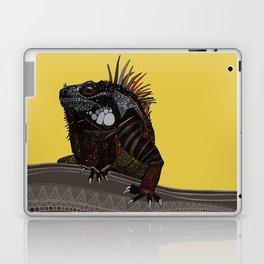 iguana gold Laptop & iPad Skin