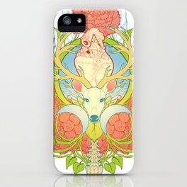 Oh My Heart iPhone Case