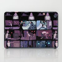 musa iPad Cases featuring bad person by musa