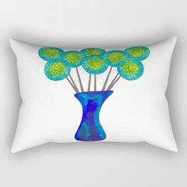 Spring Brights Rectangular Pillow