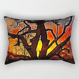 Oaks 1 Rectangular Pillow