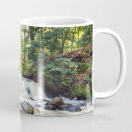 Upper Chapel Falls at Pictured Rocks National Lakeshore - Michigan Coffee Mug