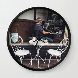 Classic Morning Wall Clock